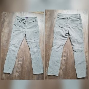 NYDJ corduroy gray legging pants